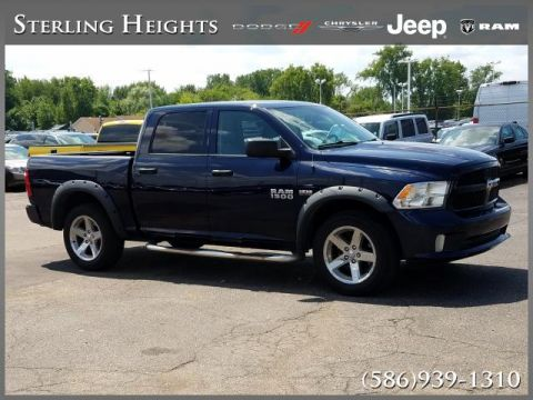 "Pre-Owned 2014 Ram 1500 4WD Crew Cab 140.5"" Express"