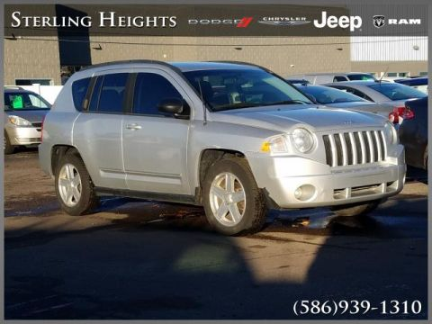 Pre-Owned 2010 Jeep Compass FWD 4dr Sport