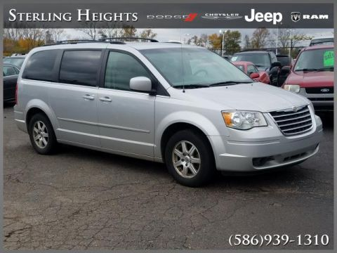 Pre-Owned 2008 Chrysler Town & Country 4dr Wgn Touring