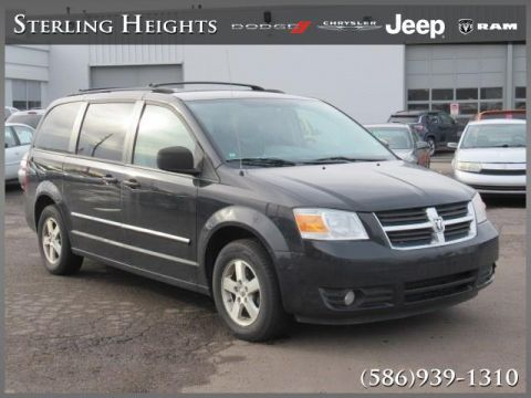 Pre-Owned 2009 Dodge Grand Caravan 4dr Wgn SXT
