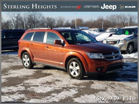 Pre-Owned 2012 Dodge Journey FWD 4dr SXT
