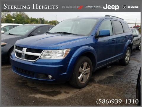 Pre-Owned 2010 Dodge Journey FWD 4dr SXT