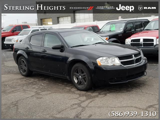 Pre-Owned 2010 Dodge Avenger 4dr Sdn Express