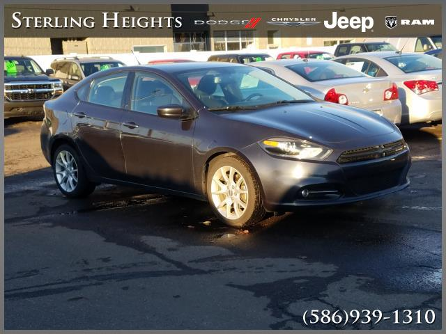 Pre-Owned 2013 Dodge Dart 4dr Sdn SXT