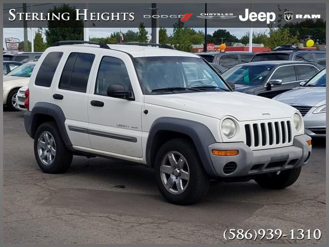 Pre Owned 2002 Jeep Liberty 4dr Sport 4WD