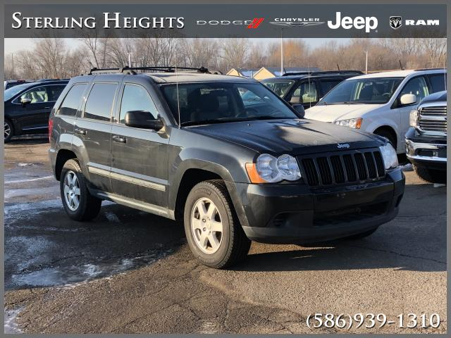 Pre-Owned 2009 Jeep Grand Cherokee 4WD 4dr Laredo