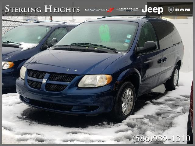 Pre-Owned 2001 Dodge Grand Caravan 4dr Grand Sport 119
