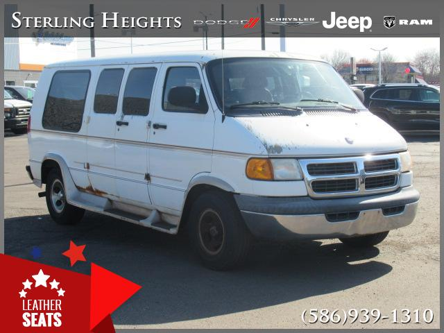 Pre Owned 2000 Dodge Ram Van 1500 109 WB Conversion