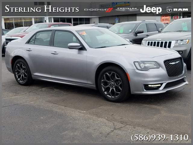 Certified Pre-Owned 2017 Chrysler 300 300S AWD