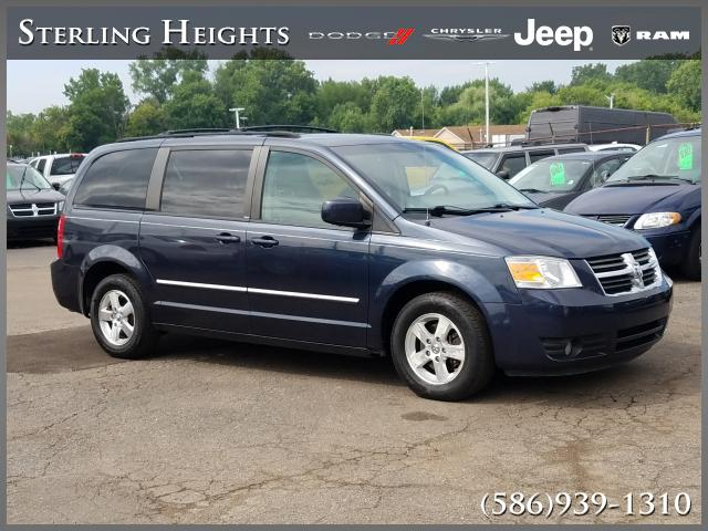 Pre Owned 2009 Dodge Grand Caravan 4dr Wgn Sxt