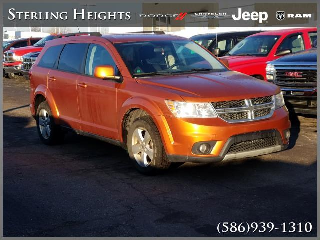 Pre-Owned 2011 Dodge Journey FWD 4dr Mainstreet